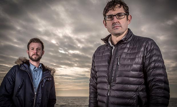 Louis Theroux - Drinking to oblivion review pic